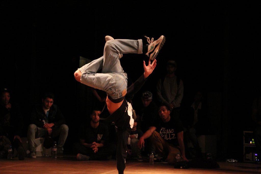 rencontres franciliennes de danse hip hop